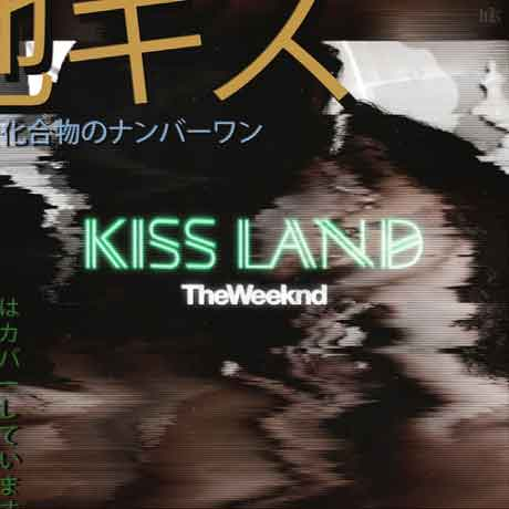 The-Weeknd-Kiss-Land-artwork