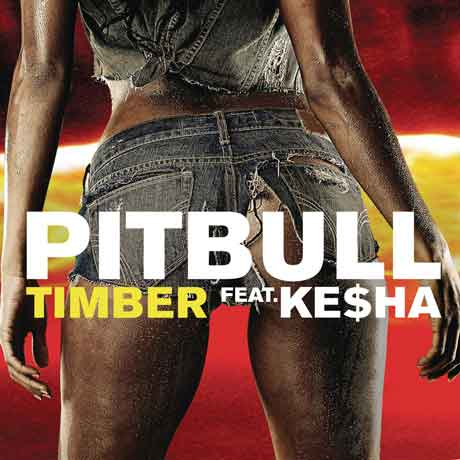Pitbull-Timber-single-artwork