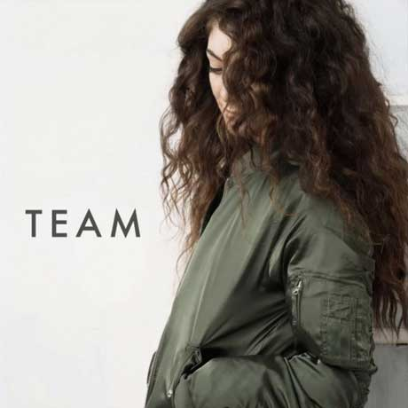 lorde-team-single-cover