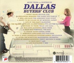 Colonna sonora film Dallas Buyers Club: tracklist e audio ...  Dallas