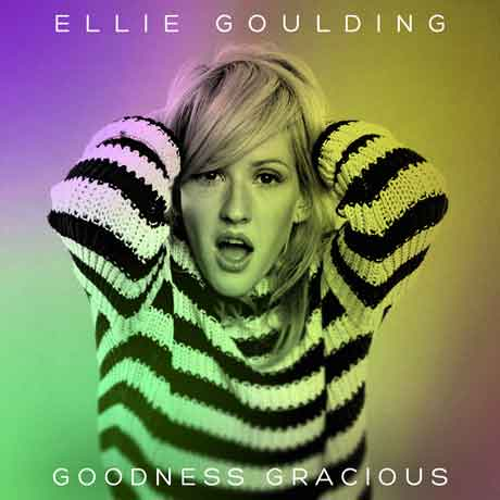 Ellie-Goulding-Goodness-Gracious-artwork