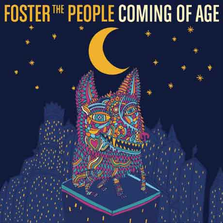 Foster-The-People-Coming-of-Age-single-official-cover