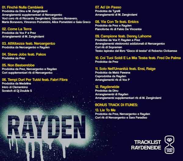 raydeneide_b_side_tracklist