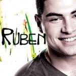 Ruben primo disco di Ruben Mendes: tracce e copertina