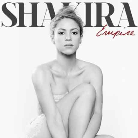 Shakira-Empire-official-cover