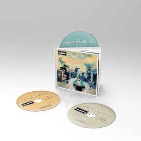 Definetely-Maybe-3-CD