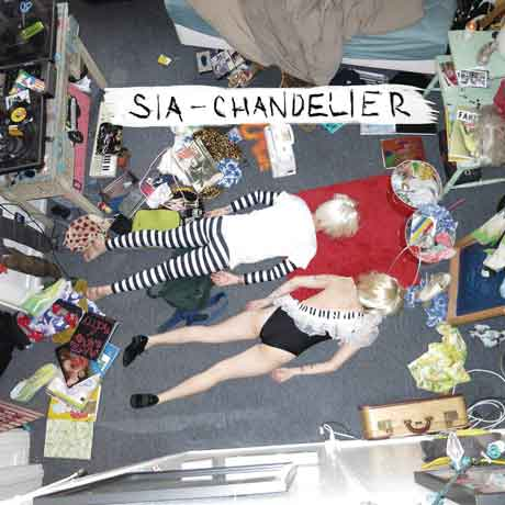 Sia-Chandelier-official-cover