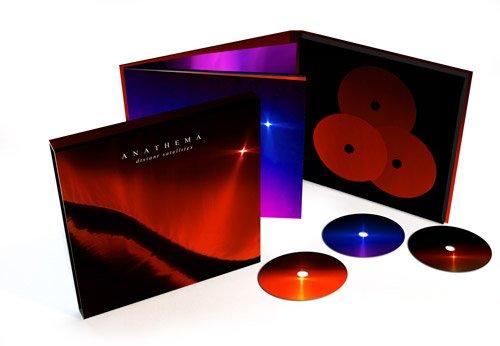 Distant Satellites deluxe edition
