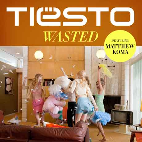 Wasted-cover-tiesto