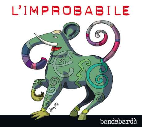 l-improbabile-cd-cover-bandabardo