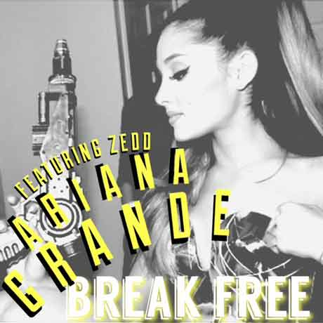 Break-Free-unofficial-artwork-ariana-grande