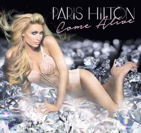 come-alive-official-cover-paris-hilton