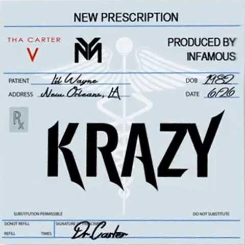 Lil-Wayne-Krazy-artwork