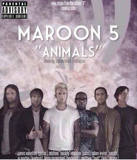 animals-artwork-maroon-5