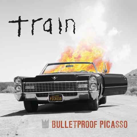 Bulletproof-Picasso-cd-cover-train