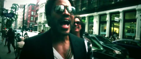 New-York-City-videoclip--Lenny-Kravitz