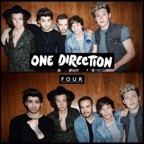 four-cover-onedirection