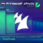 Planet Of Sound feat. Cider Sky – We Are Together