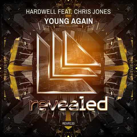 Hardwell-Young-Again-single-cover