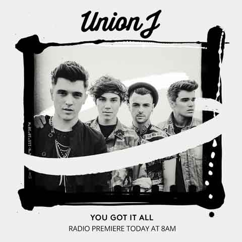 Union-J-You-Got-It-All-single-cover