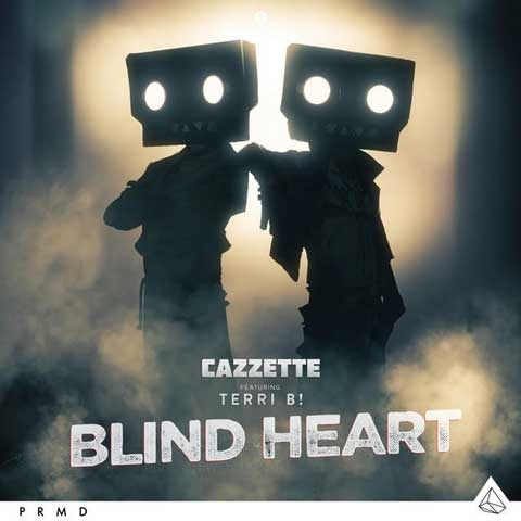 Cazzette-Blind-Heart-single-cover