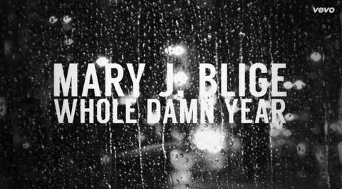 Mary-J-Blige-Whole-Damn-Year-lyric-video