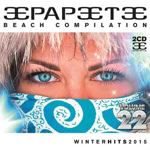 Papeete-Beach-Compilation-Volume-22-cd-cover