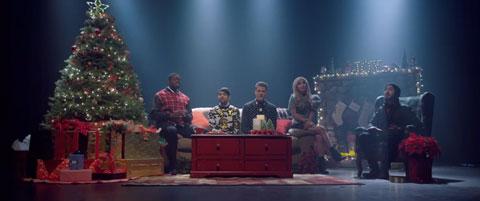 Thats-Christmas-To-Me-videoclip-pentatonix