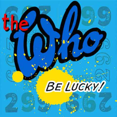 The_Who_Be_Lucky_single_cover