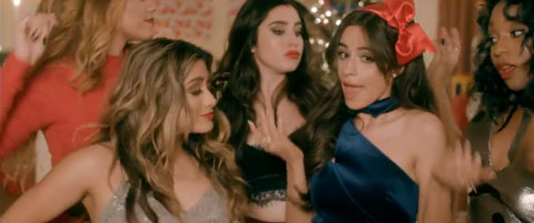 All-I-Want-for-Christmas-is-You-videoclip-fifth-harmony