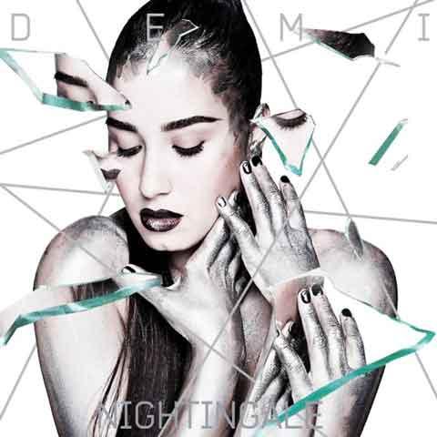 Demi-Lovato-Nightingale-single-cover