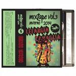 Garrincha Mixtape vol. 1 Sudorama, vol. 2 Fatti di nebbia, vol. 3 Letargia Canaglia: tracce delle 3 compilation + audio