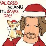 It's Xmas Day album di Natale di Valerio Scanu: copertina e tracce