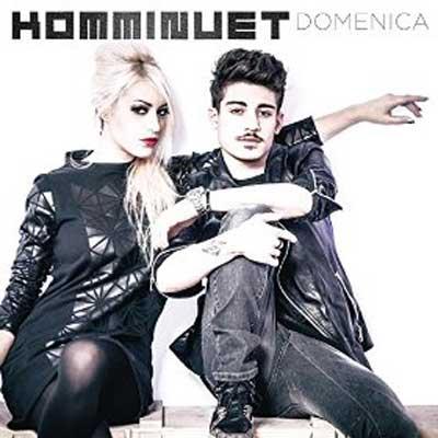 Komminuet-Domenica-cover-singolo