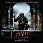Ascolta la colonna sonora di Lo Hobbit – La battaglia delle cinque armate: tracce e copertina CD
