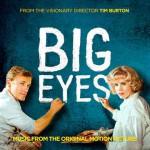 Big Eyes: la colonna sonora del film di Tim Burton: tracce e copertina