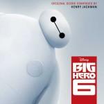 Big Hero 6: la soundtrack di Henry Jackman, Fall Out Boy e Moreno: tracce e copertina