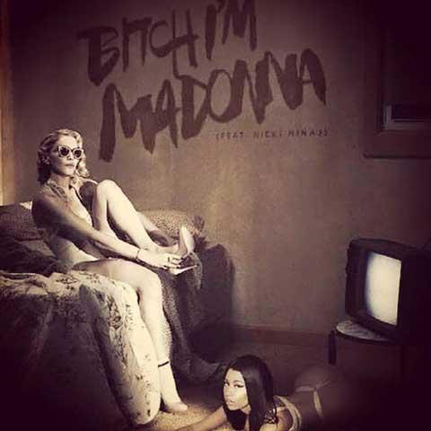 bitch-im-madonna-minaj-artwork