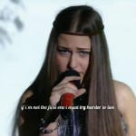 Ilaria, My name: traduzione testo e video (inedito X Factor 8)