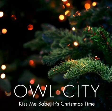 owl-city-Kiss-Me-Babe-Its-Christmas-Time