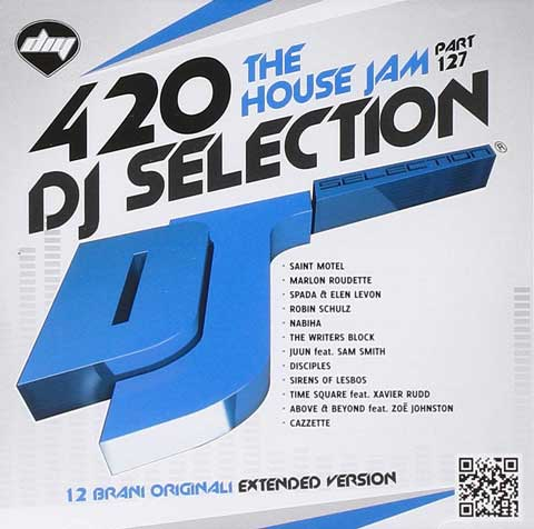 DJ-Selection-420-the-House-Jam-Part-127-cd-cover