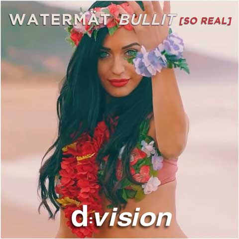 Watermat-Bullit-So-Real-single-cover