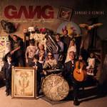 Sangue E Cenere disco 2015 dei Gang: copertina e tracklist album