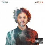 You Neva Know Me (YNKM) primo disco di Attila: copertina e tracce