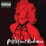 Rebel Heart tredicesimo disco di Madonna in uscita il 10 marzo 2015: tracklist e copertina album