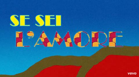 se-sei-l'amore-lyric-video-negrita