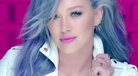 sparks-video-hilary-duff