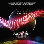 Eurovision Song Contest 2015 Vienna: tracklist album