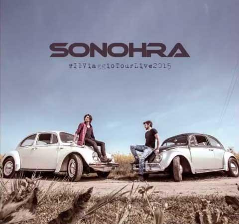 Sonohra-ILVIAGGIOTOURLIVE2015-cover