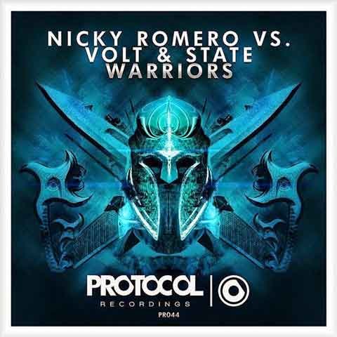 Warriors-Nicky-Romero-vs-Volt-and-State
